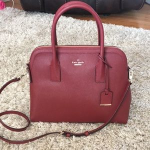 Kate Spade Cedar Street Margot Satchel/Crossbody